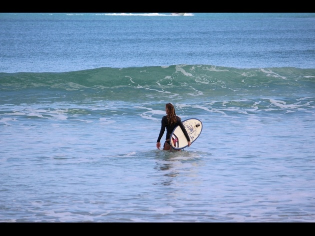 Surfing Fort Pierce